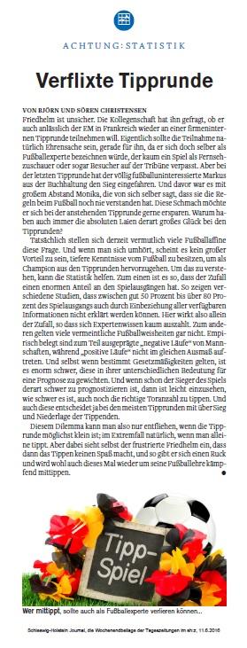Achtung-Statistik - 11.6.2016