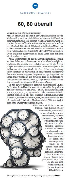 Achtung-Statistik - 16.7.2016