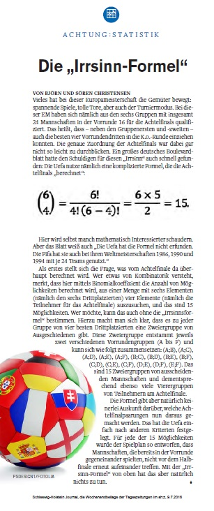 Achtung-Statistik - 9.7.2016