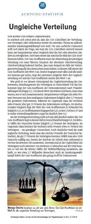 verteilung von vermögen in deutschland
